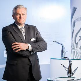 Pekka Kuusniemi, Oras koncernchef. Foto: Oras